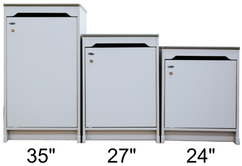 Shredding Cabinet Different Sizes